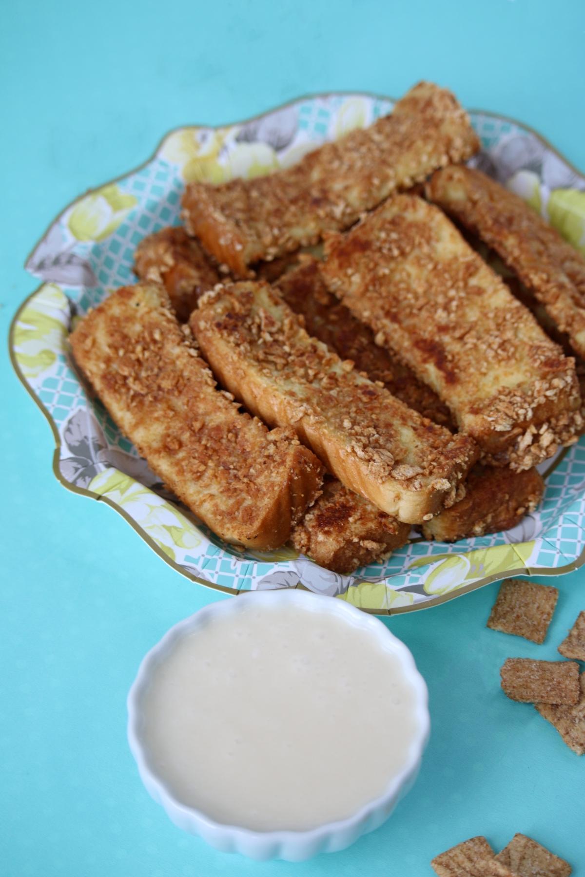 french toast stick recipe