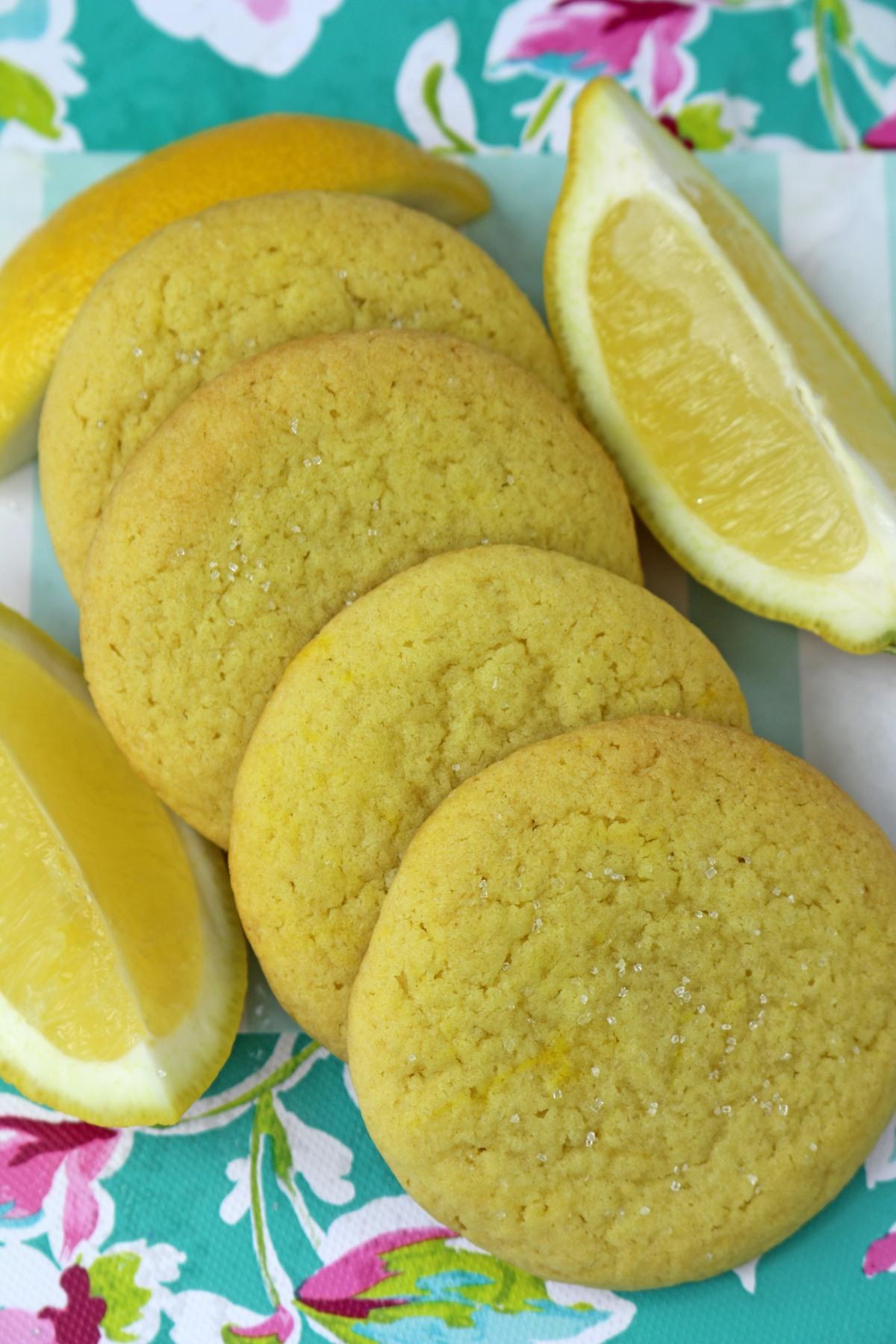 lemon cover